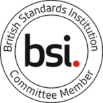 BSI committee member logo